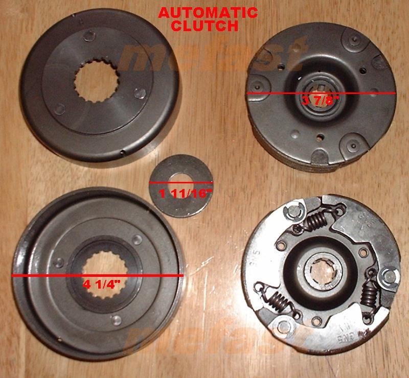 Automatic Clutch
