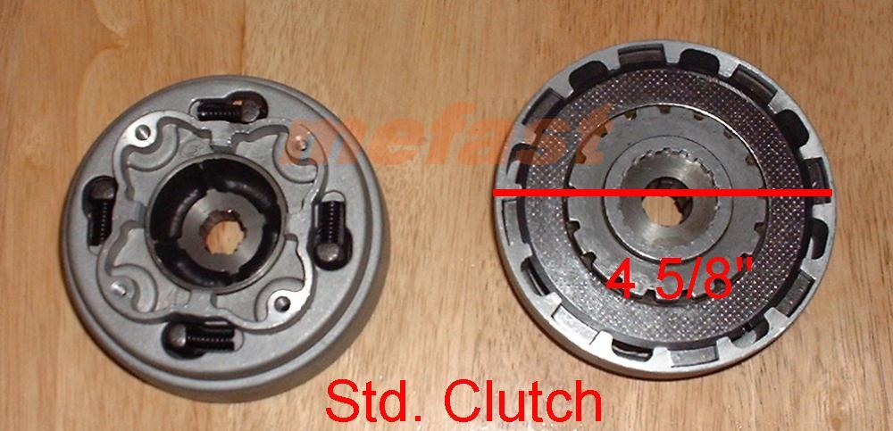 Standard Clutch Pack