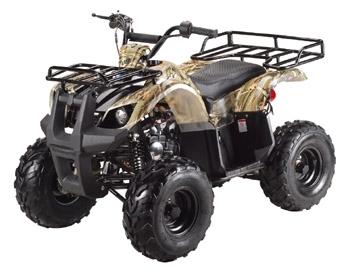 Utility 125cc ATV