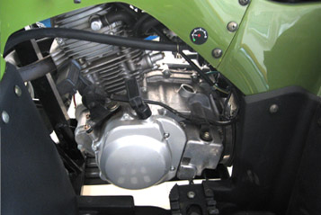 300cc Air Cooled engine