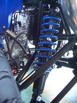 Front shock