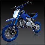 125cc,Dirtbike, ATD125-B