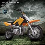 ATD70-D 70cc Dirtbike