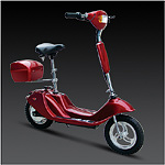 500W, Electric, Scooter