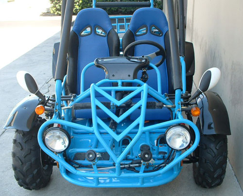Sae 30 Oil >> New 150cc Independent suspension Go-Kart