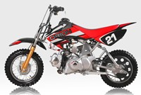 70cc Youth Dirtbike