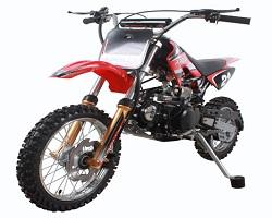 Apollo Dirt Bike AGB21 F 125cc
