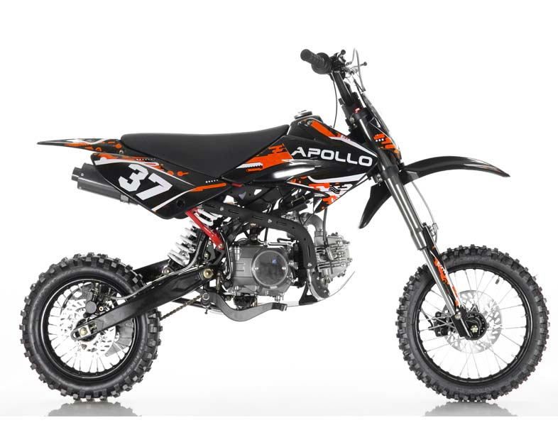 Apollo 125cc Dirt Bike Agb 37