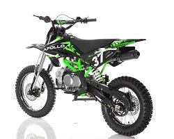 Apollo Dirt Bike 125cc