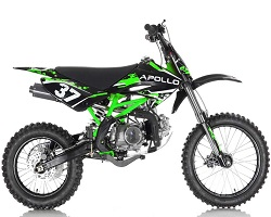 Wholesale Dirt bike Apollo 125cc
