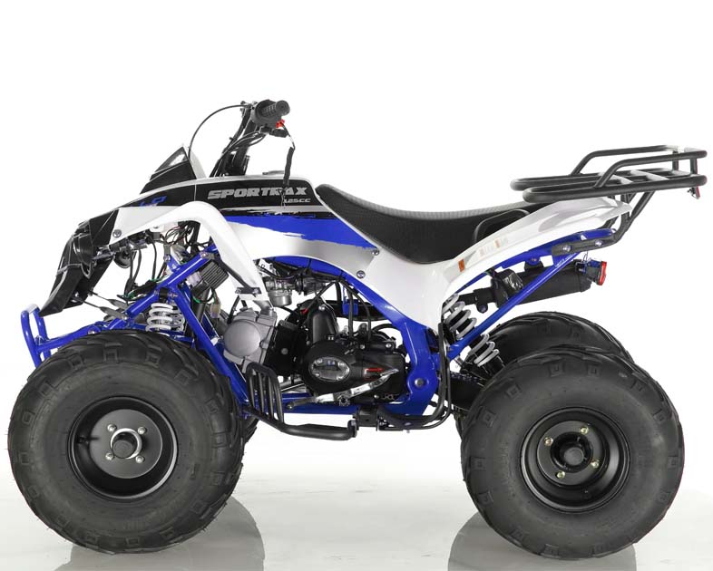 Sportrax 125-Blue