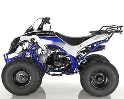 Apollo Sportrax 125 Blue