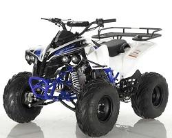 Apollo Sportrax Blue 125cc
