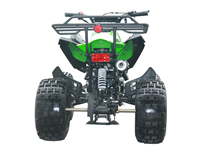 ATV Rear View