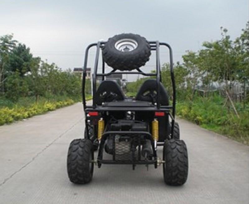 150PGO Front rear