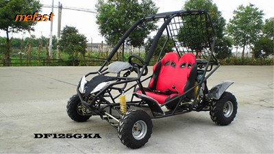 125cc Go Kart DF125GKA