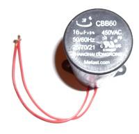 Capacitor CBB60 450VAC 16uF