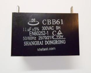 CBB61 11uF 300VAC Capacitor
