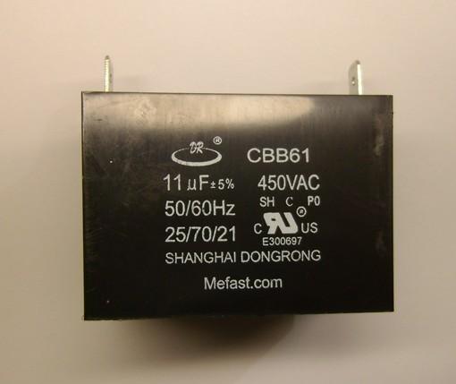 CBB61 11uF 450VAC