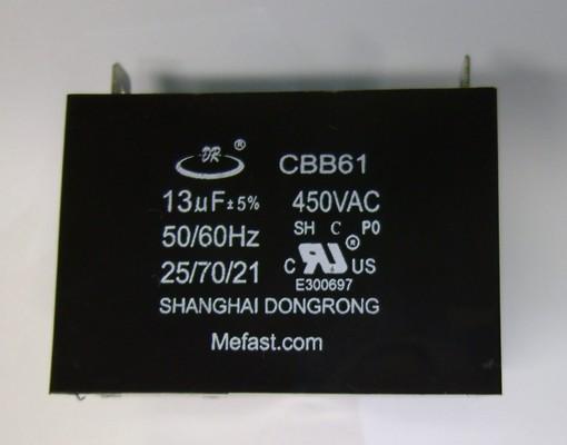 CBB61 13uF 450VAC