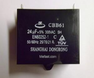 CBB61 24uF 300VAC