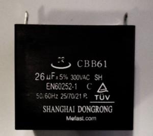 CBB61 26UF 300VAC
