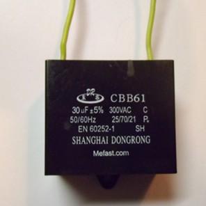 CBB61 30uF 300VAC Capacitor