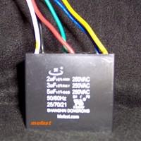 Ceiling Fan Capacitor CBB61 2uF 3uF 5uF