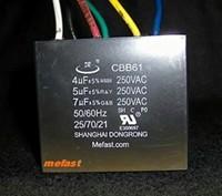 CBB61 4uF 5uF 7uF Ceiling Fan Capacitor