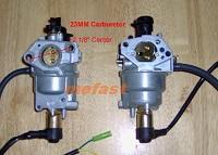 13/18 HP Carburetor