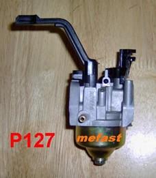 6.5 HP P127 carburetor