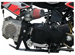 125cc Dirt Bike Engine