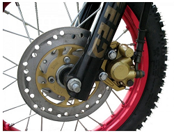 125 CC Dirt Bike Front Wheel