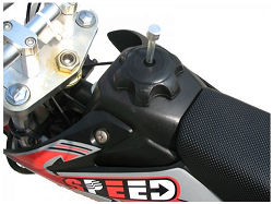 Dirt Bike Fuel Tank
