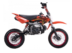 125cc Dirt Bike QG-214