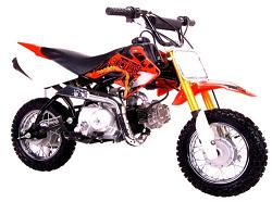 QG-213 110cc                   Dirtbike
