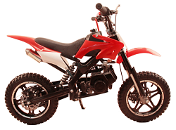 2 stroke dirt bike