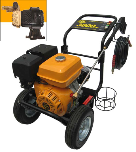 DEK 3600 Pressure washer
