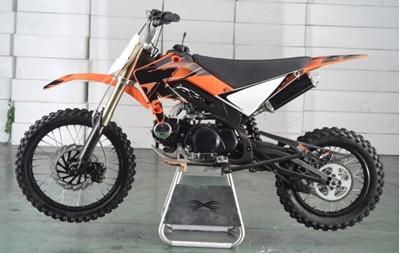 125cc Dirt Bike XTR-125