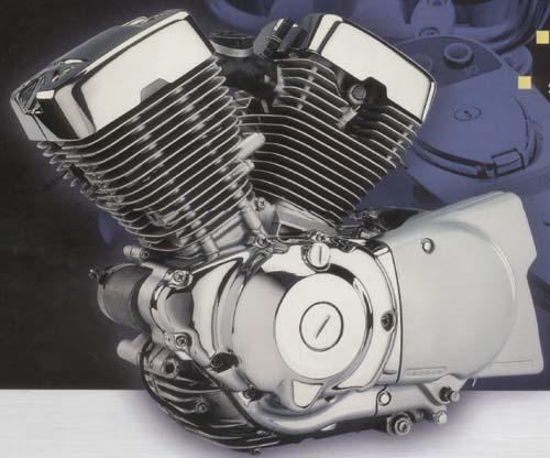 Mini V-Twin Engine