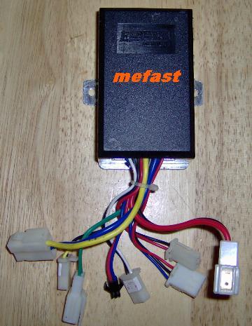 Scoot-N-Go 24 Volt Controller