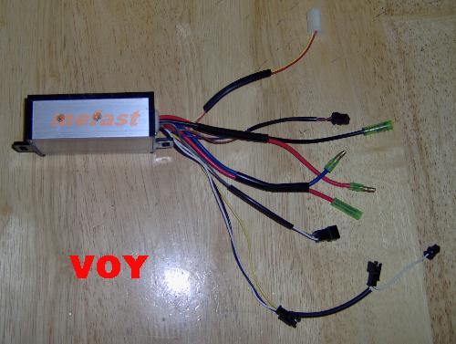 VOY voy 88911 electric scooter 36 volt controller target owners manual Basic Electrical Wiring Diagrams at alyssarenee.co