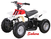 Electric Quad 500 Watt Sahara