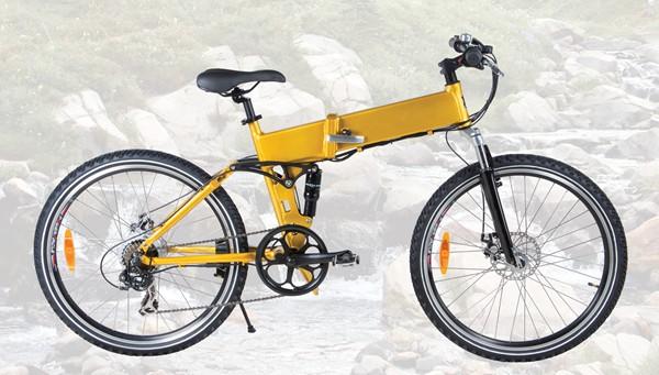 Electric Mountain Bike Lithium 36 Volt