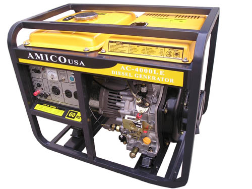 AMICO AC4000LE  Diesel Generator