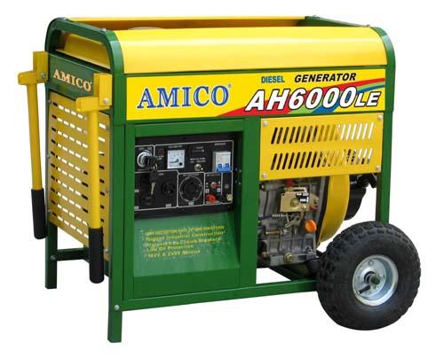 AH6000E Diesel Generator