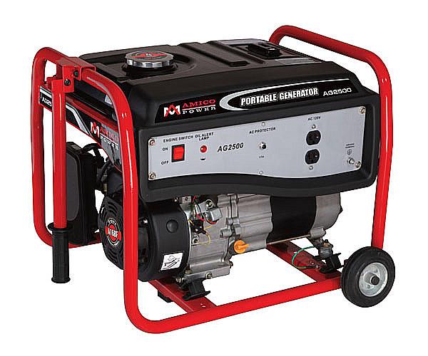 2000 watt gasoline generator
