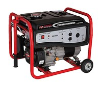 3000 watt generator AG4500