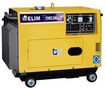 ELM6800T 6Kw Generator