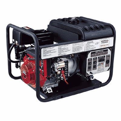 Trifuel Generator 13 HP Honda 8000 watt generator